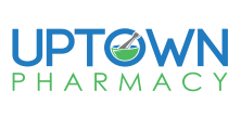 uptown pharmacy logo